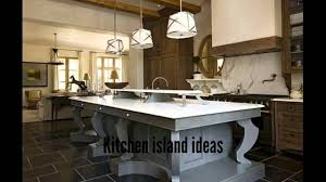 kitchen island ideas youtube
