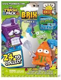 cobi trash pack brix figurine blind bag series 2 price
