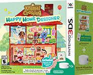 Home Desinger Animal Crossing Happy Home Designer For Nintendo 3ds Nintendo