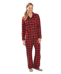 s light flannel pajama set by woolrich the original