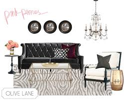 Wisteria Rugs Photos Hgtv White Living Room With Zebra Rug And Ghost Chairs
