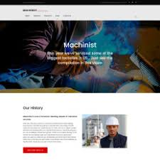 industrial wordpress themes templatemonster
