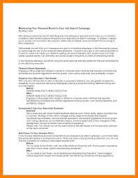 resume profile statement examples resume with branding statement free resume example and writing we found 70 images in resume with branding statement gallery
