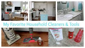 my favorite cleaning products u0026 tools for the entire house youtube