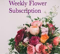 flower subscription weekly flower subscription in tn premier flowers