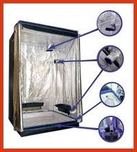 extracteur chambre de culture extracteur chambre de culture l vert tente silver box silver