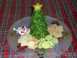 christmas tree cheese ball devour cooking channel