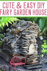 Fairy Garden Craft Ideas - the 25 best fairy garden houses ideas on pinterest diy fairy