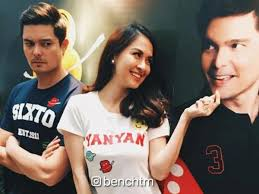 Bench Couple Shirt - in photos dongyan headlines fashion event for an apparel giant