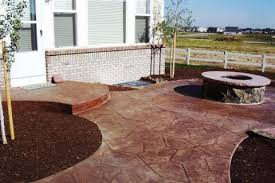 Patio Brick Calculator Patios And Walkways Color Staining Norris Concrete