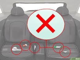 laver siege auto comment laver l intérieur d une voiture 14 é