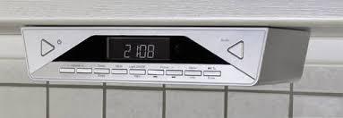radio de cuisine de cuisine radio encastrable dab soundmaster ur2040si bluetooth