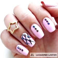 lacquered lawyer nail art blog nail tape