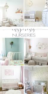 Blush Pink Decor by Blush Pink Nursery Reveal Delightfully Noted