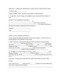 sample employee of the month certificate 40 proof of employment letters verification forms u0026 samples