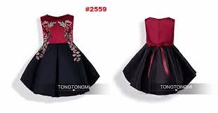 dress anak ready stock baby kid collection dress dress anak 2 warna