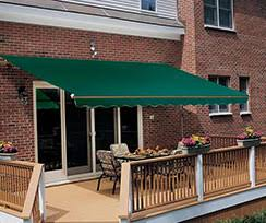 Motorized Awning Sunshelter Motorized Awning Vs Sunsetter U2013 Lower Cost Better Value