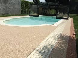 plage de piscine superior revetement tour de piscine 3 plage de piscine en