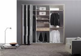 Folding Doors For Closets Accordion Closet Doors Smart All Inside 7