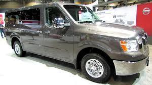 nissan van 2014 nissan nv3500 hd sv passenger van exterior interior