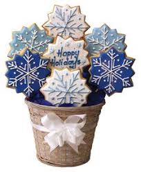 cookie arrangements bouquets festive cupcakes and cookies