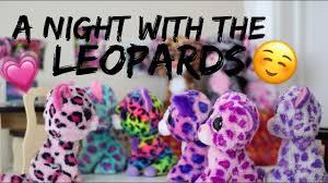 beanie boo studios night leopards leopard family ep2