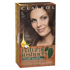 Hair Color Light Brown Natural Instincts Non Permanent Color Light Brown 13 1