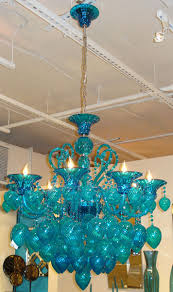 Colored Chandelier Turquoise Room Decorations Colors Of Nature Aqua Exoticness