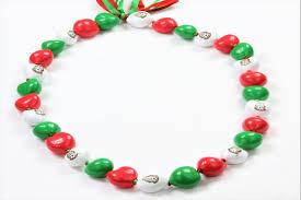 official fmf mexico kukui nut necklace la porra de mexico