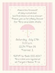 umbrella baby shower hearts umbrella baby shower invitations