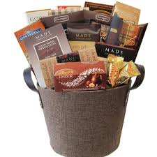 ghirardelli gift basket lindt chocolate gift baskets the sweet basket company
