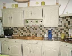repeindre cuisine chene repeindre sa cuisine en chêne de montage