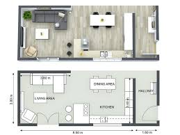 kitchen floor plans small kitchen design layouts floor plans of a ideas created in