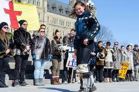 fighting propaganda with fashion animal cruelty inuit ottawa