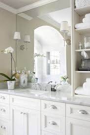 Ideas For Bathroom Vanities And Cabinets Colors Decorating The Guest Bath White Bathrooms Bath And White Vanity