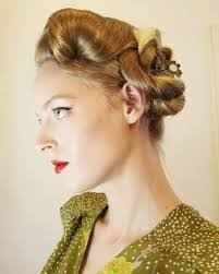 fashioned hair 21 best old fashioned hairdo s images on pinterest antique decor