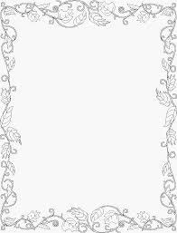 cornici in word fleurs page 3