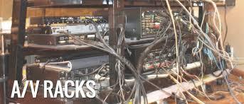Audio Video Equipment Racks Benefits Of Using A Rack Ener Tel Services Blog