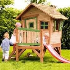 wooden playhouses for kids axi playhouses