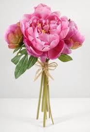 silk peonies pink silk peony 6 wide flower heads 2 99 each 6 for 2 each