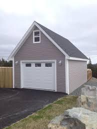 Garage With Loft by Garages