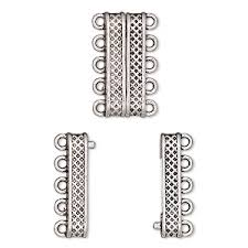 silver magnetic bracelet clasps images Magnetic fire mountain gems and beads jpg