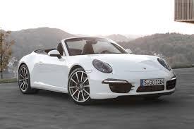white porsche 911 carrera 4s cabriolet white 5