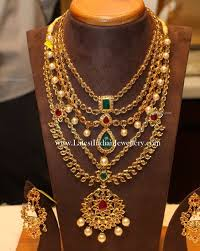83 best gold jewellery images on indian jewelry gold