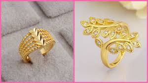 fingers rings design images Gold ring designs for women gold finger ring designs for ladies jpg