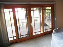 Sliding Wood Patio Doors Wooden Sliding Patio Doors Aytsaid Amazing Home Ideas