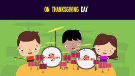 Thanksgiving Video For Kids Turkey Hokey Pokey Song For Kids Thanksgiving Songs For Children