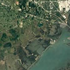 map of galveston galveston map united states satellite maps