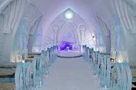 Hotel De Glace Canada A Tour Of The Hotel De Glace Ice Hotel In Quebec City