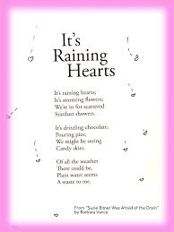 cute children u0027s poem about weather and creativity great for